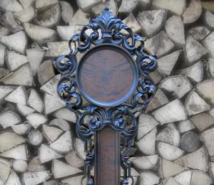 Clock frame